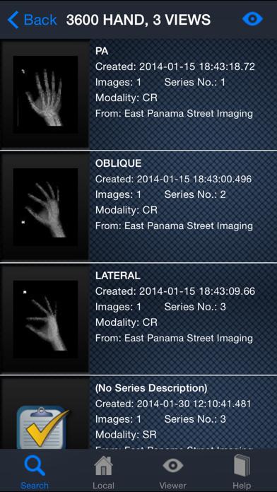 Iclarity Imaging Viewer review screenshots