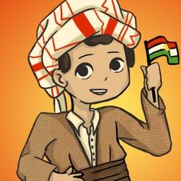 Kurd Stickers