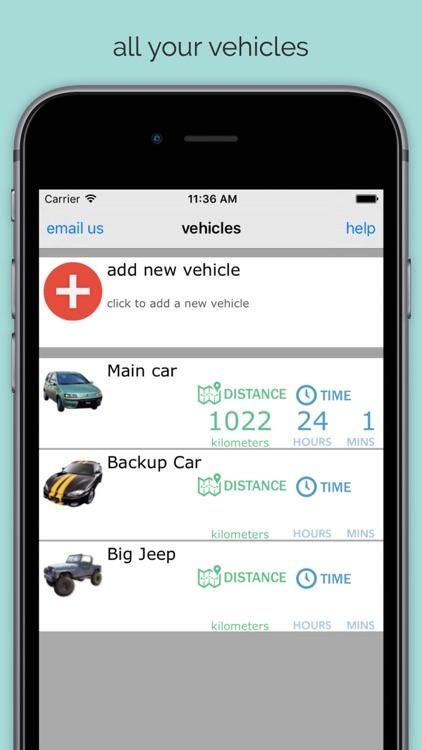 ATO Vehicle Logbook screenshot-0