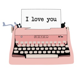 Enjoy Valentine Stickers