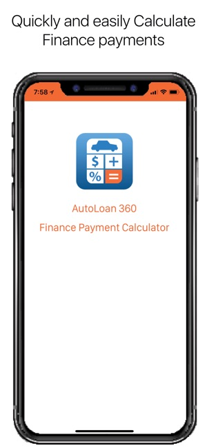 Auto Loan Calculator 360 on the App Store