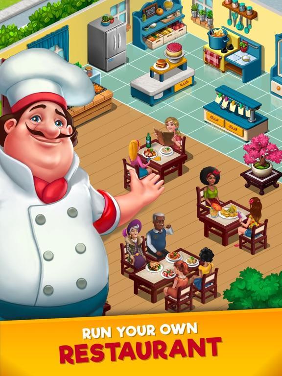 ChefDom на iPad