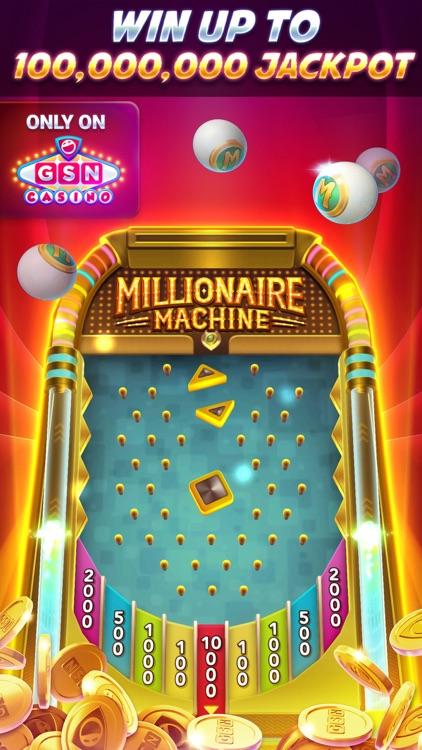 GSN Casino: Slot Machine Games screenshot-4