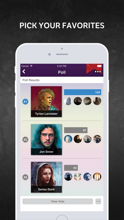 Amino for: Game of Thrones screenshot-3