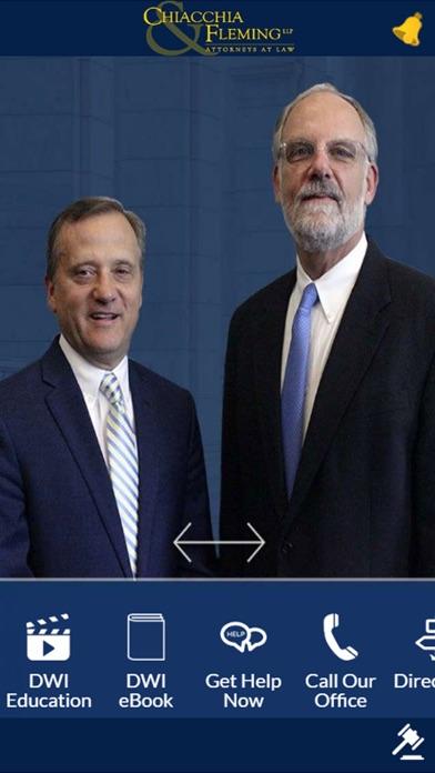 NY DWI Defense Law Screenshot