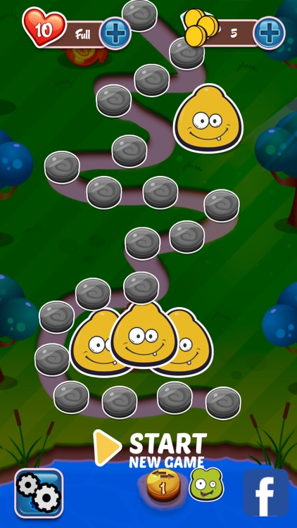 Lil Monsters Jam: Match 3 Puzzle Game