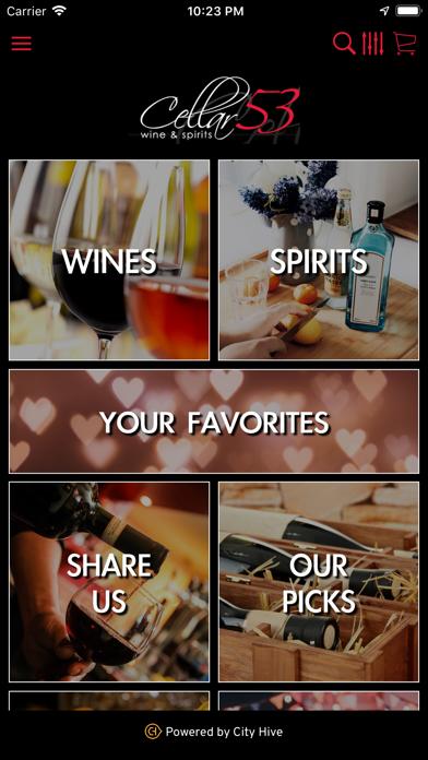 Cellar 53 Wines and Spirits screenshot two