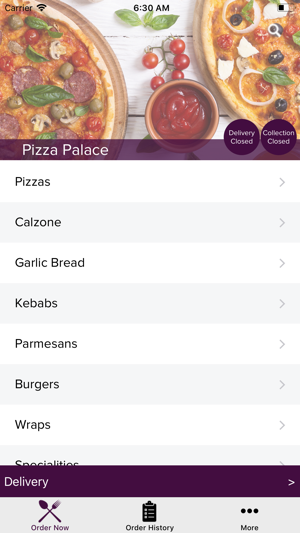 Pizza Palace Stockton On Tees On The App Store
