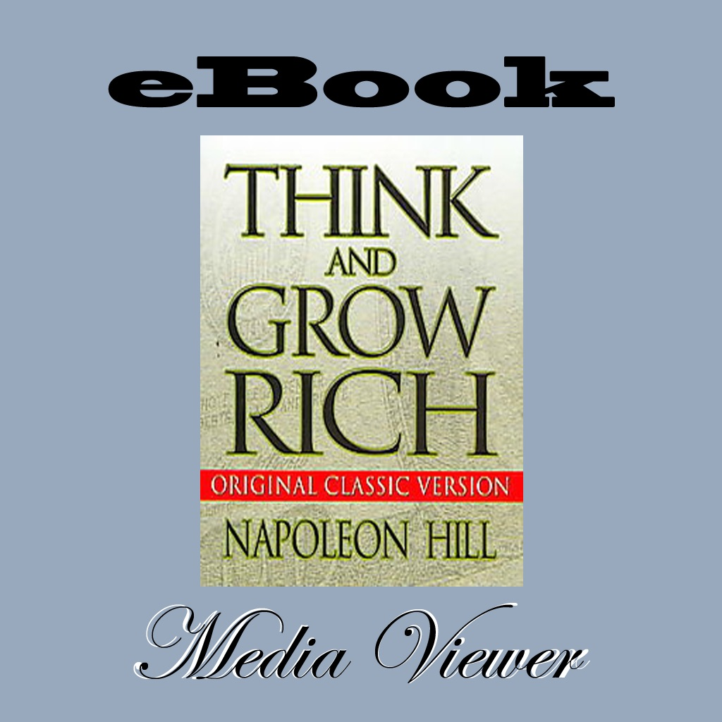 eBook: Think and Grow Rich