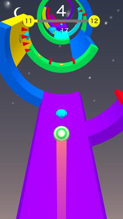 Twisty Run Ball 3D screenshot-3