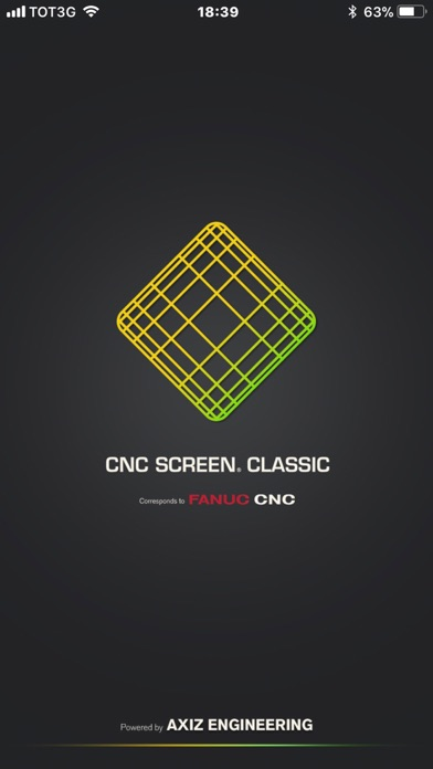 CNC SCREEN correspond to FANUCのスクリーンショット1