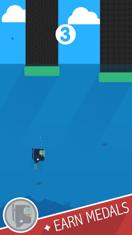 Ninja Dive screenshot-1