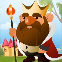 Castle defense - the king army against wood planes - Free Edition