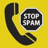 Spam Call Block Pro iphone and android app