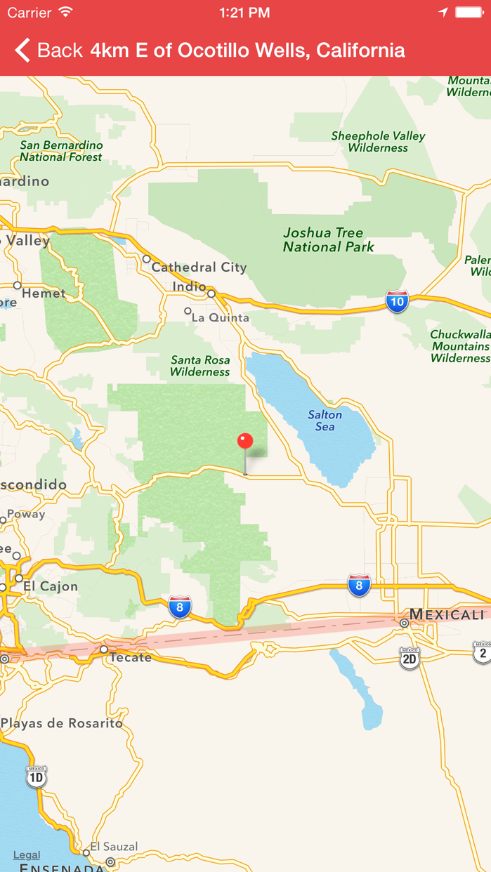 My Earthquake Alerts & Feed Screenshot