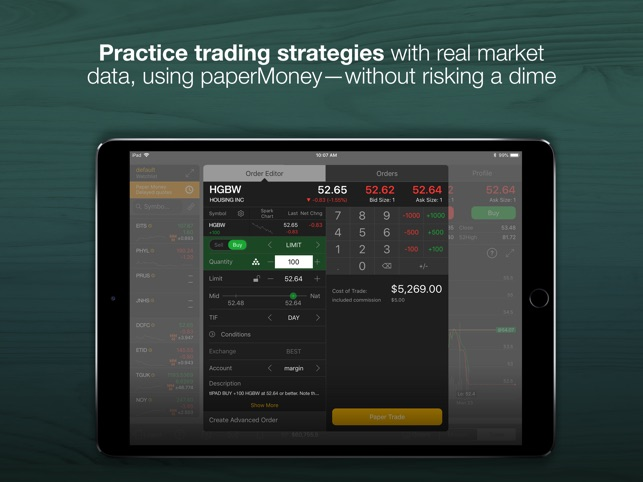 TD Ameritrade Mobile Trader on the App Store
