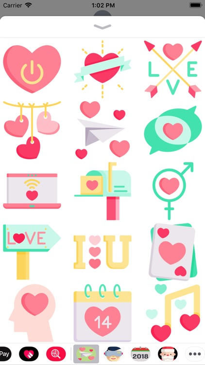 Lovely Sticker Pack