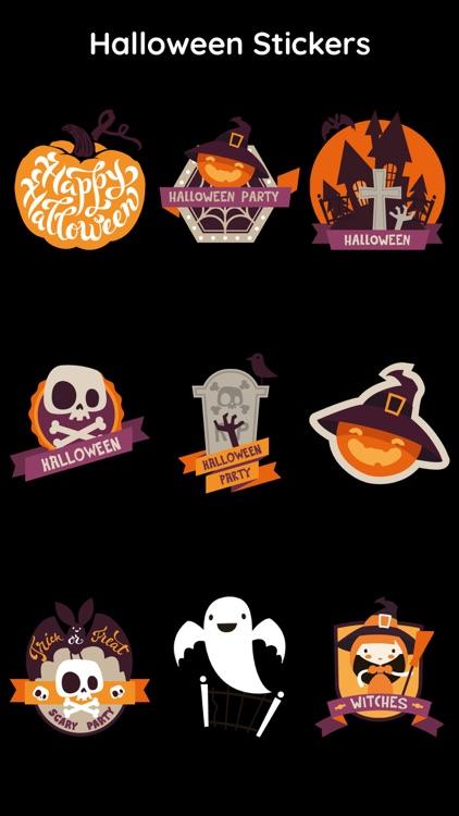 Halloween Party 100+ Stickers screenshot-3