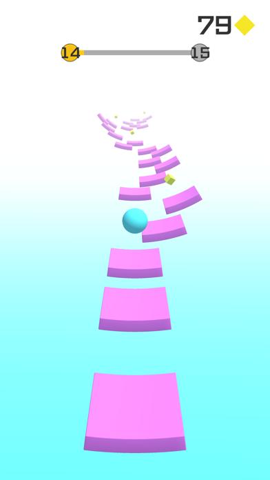 Twisty Bounce! Screenshot