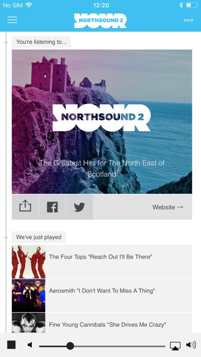 Northsound screenshot three
