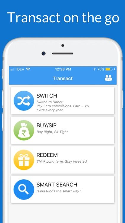 WealthTrust: Mutual Fund App screenshot-6