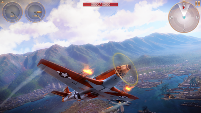Screenshot from Sky Gamblers - Storm Raiders 2