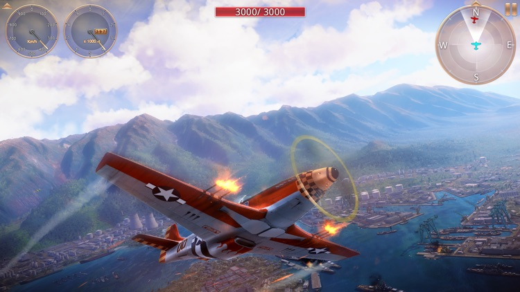 Sky Gamblers - Storm Raiders 2 screenshot-8