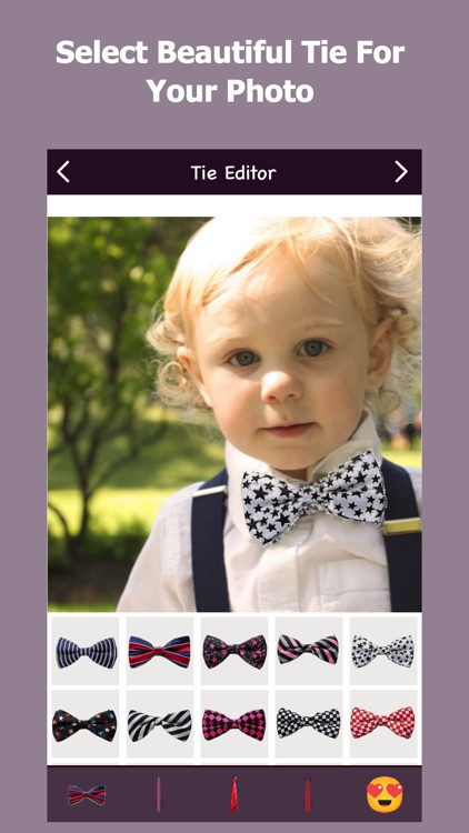 Tie Photo Editor - Booth screenshot-3