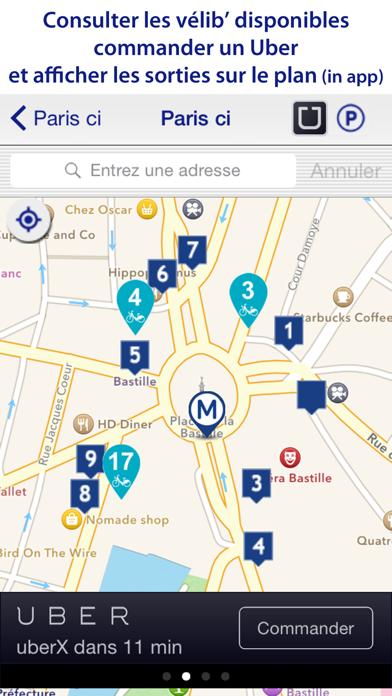 Paris ci la sortie du métro Screenshots