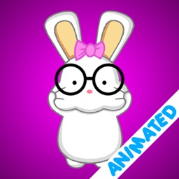 NERDY BUNNY (animated)