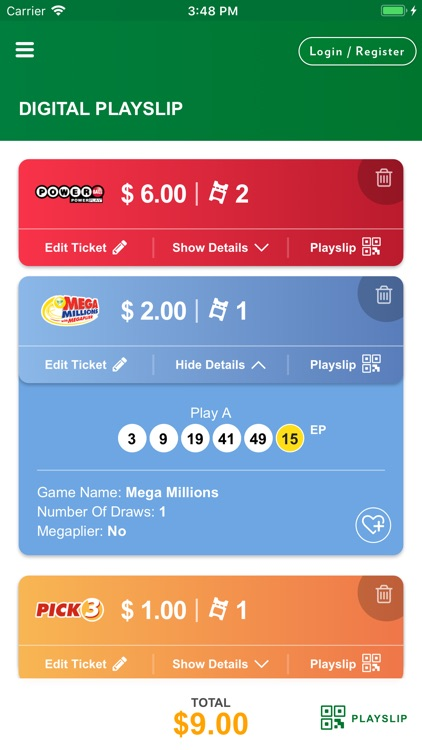 Virginia Lottery Official App screenshot-4