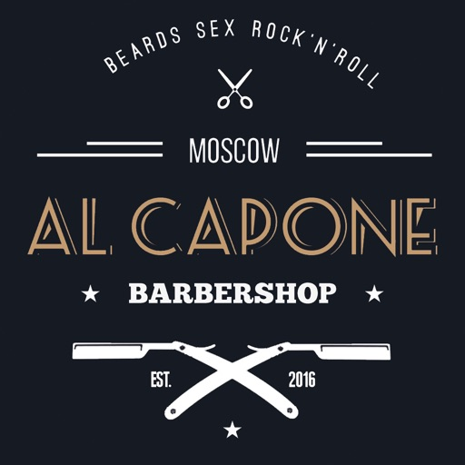 "BARBERSHOP ""AL CAPONE"""