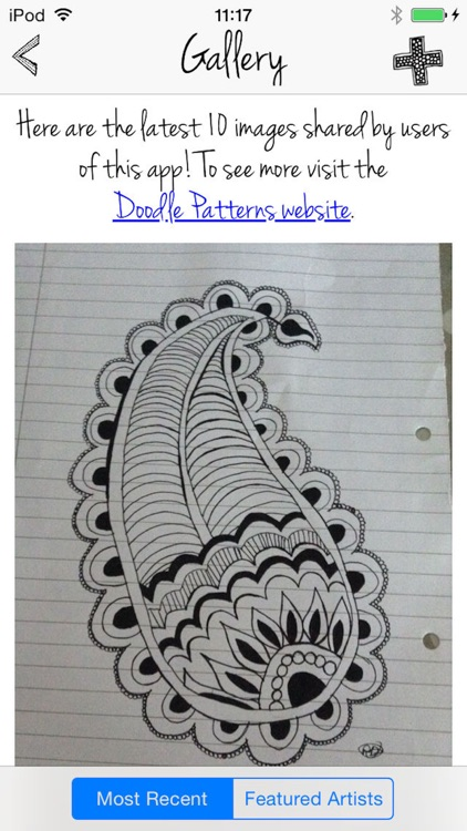 Doodle Patterns screenshot-4