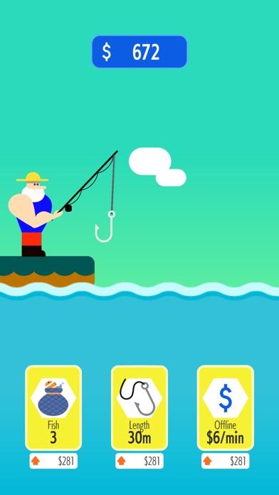Powerful Fisherman screenshot 1