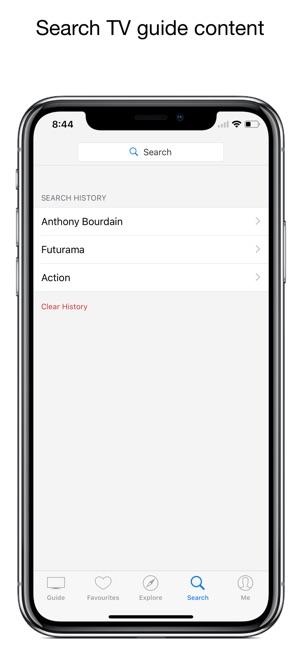 TV Guide Australia: AusTV on the App Store