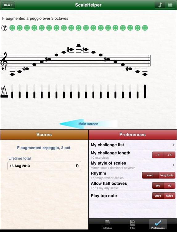 ScaleHelper for iPad screenshot-4