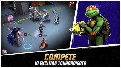 Ninja Turtles: Legends iPhone