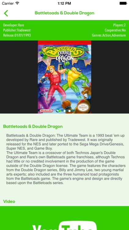 Retro Gamer Lite screenshot-3