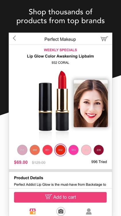 YouCam Shop Beauty & Makeup screenshot-3