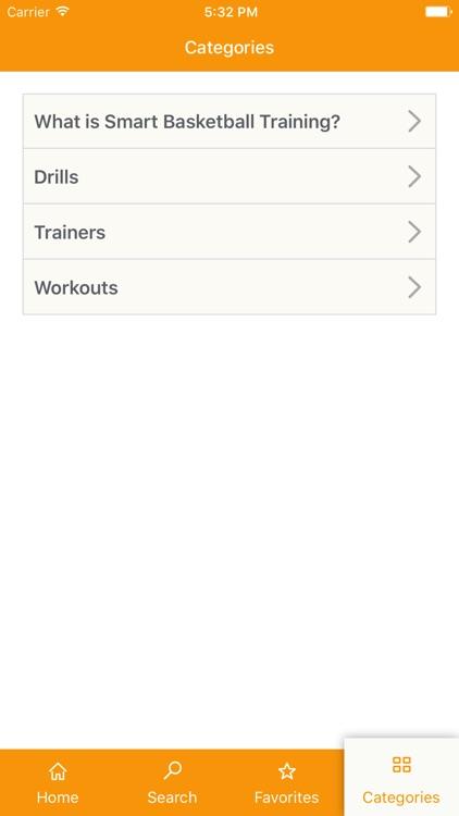 Smart Basketball Training screenshot-4