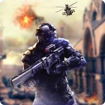 Elite Commando Combat Battle