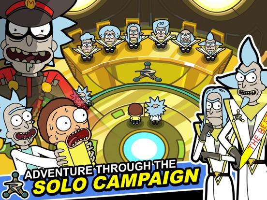 Скачать Rick and Morty: Pocket Mortys