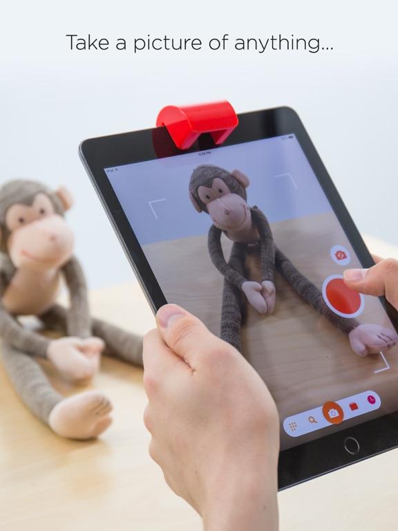 iPad Captura de pantalla 1