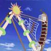 Raul Trujillo Chicon - Viking ship - BRS artwork