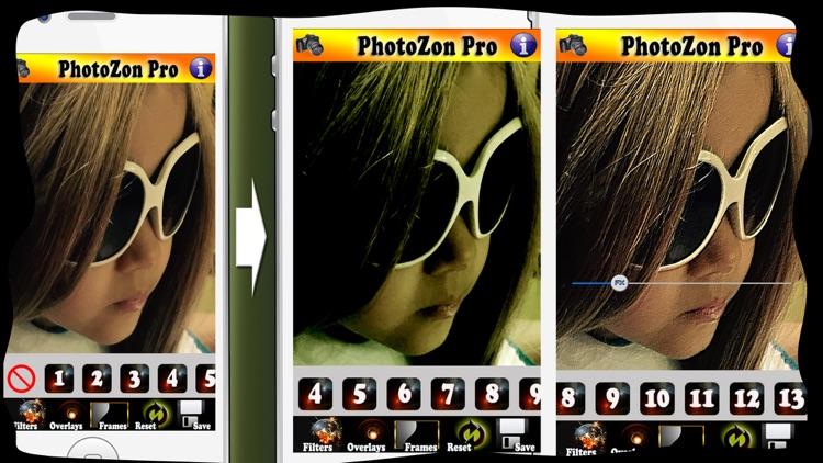 PhotoZon - Photo Collage Maker screenshot-4