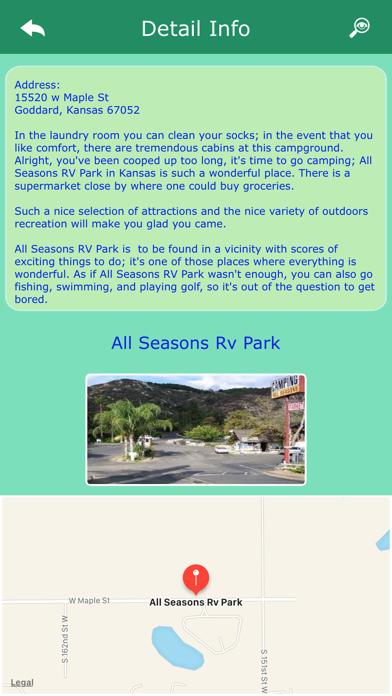 Kansas RV Campgrounds screenshot three