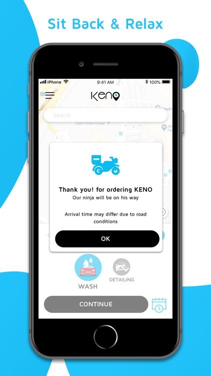 Keno Car Wash screenshot-4