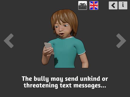 Screenshot #5 pour On Screen Bullying