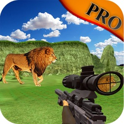Wilder Lion Sniper Shoot Pro