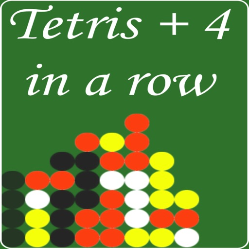 Tetris 4 in a Row icon